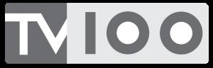 4.tv100 Logo Print